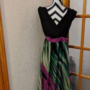 Beautiful flowy summer maxi dress